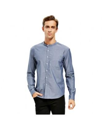 Men Cotton Dress Shirt